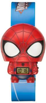 Marvel BulbBotz Kids' Spider-Man Digital Light-Up Watch