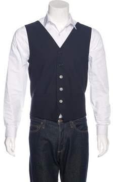 Kris Van Assche Virgin Wool Vest