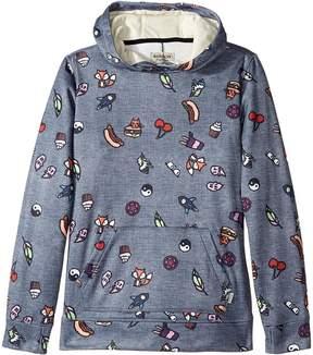 Burton Phantom Pullover Hoodie Girl's Sweatshirt