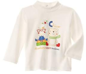Chicco Girls' Natural Friends Top.