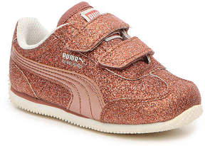 Puma Girls Whirlwind Glitz Infant & Toddler Sneaker