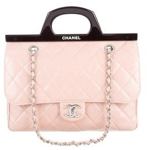 CHANEL - HANDBAGS - SATCHELS