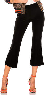 Bailey 44 Prince Will Come Velvet Flare Pant