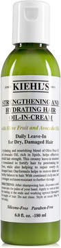 Kiehl's Since 1851 Strengthening & Hydrating Hair Oil-In-Cream, 6-oz.