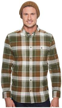 DC South Ferry Long Sleeve Shirt Men's Clothing