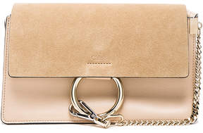 Chloé Small Leather Faye Bag