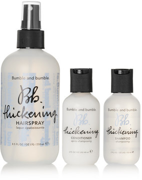 Bumble and Bumble The Height Of (holiday) Chic Thickening Set - Colorless