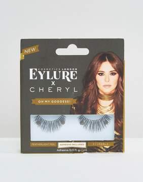 Eylure x Cheryl Oh My Goddess Lashes