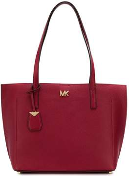 MICHAEL Michael Kors Ana Leather Shopping Bag