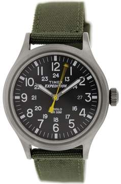 Timex Expedition Scout Metal Watch Green