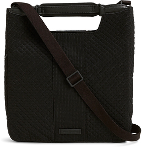 Vera Bradley Classic Black Change It Up Crossbody Bag - CLASSIC - STYLE