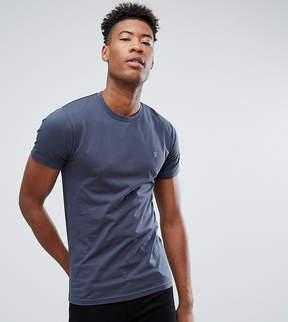 Farah TALL Farris Slim Fit T-Shirt in Navy