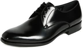 Salvatore Ferragamo Charles Lace Up Shoes