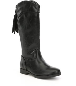 Kenneth Cole New York Girls Kennedy Tassel Boots