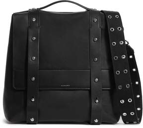AllSaints Sid Leather Convertible Backpack