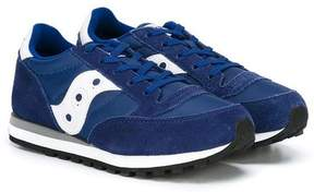 Saucony Kids lace-up sneakers