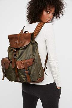 Campomaggi Parma Distressed Backpack