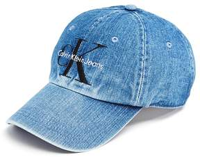 Calvin Klein Denim Logo Hat