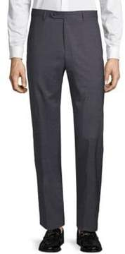 Zanella Devon Solid Wool Pants