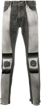 Facetasm slim-fit jeans