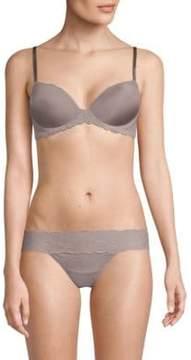 Calvin Klein Underwear Seductive Comfort with Lace Demi Bra