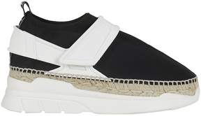 Kenzo Slip-on Platform Sneakers