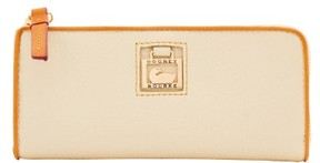 Dooney & Bourke Dillen Zip Clutch Wallet - BONE - STYLE