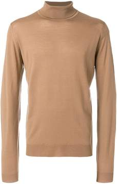 John Smedley roll neck sweater