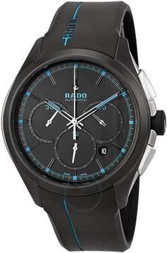 Rado Hyperchrome XXL Chronograph Black Dial Watch