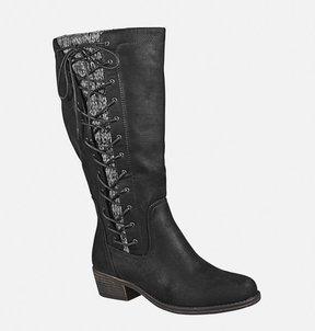 Avenue Villa Tall Side Lace Boot