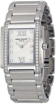 Patek Philippe Twenty-4 Diamond Ladies Watch