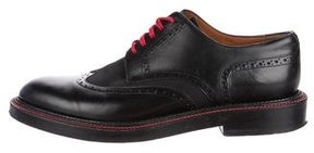 Christian Dior Leather Wingtip Brogues