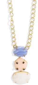 BaubleBar Karmah Pendant Necklace