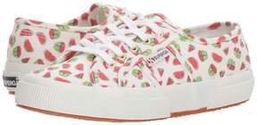 Superga 2750 Linen Fruitw Sneaker Women's Shoes