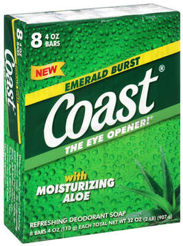 Coast Bar Soap Emerald Burst