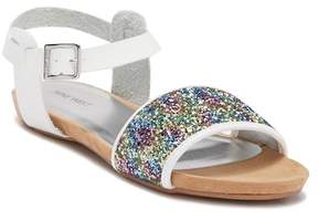 Nine West Tasyah Glitter Sandal (Little Kid & Big Kid)
