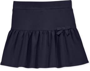 Nautica Drop-Waist Scooter Skirt, Little Girls