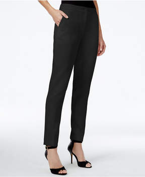 Armani Exchange Classic Mid-Rise Trousers