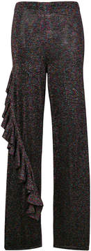 Circus Hotel glitter frill trousers