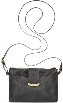 Giani Bernini Leather Crossbody, Created for Macy's