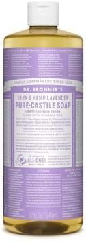 Dr. Bronner's Pure Castile Soap - Lavender (32 oz.)