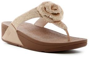 FitFlop Glitterrosa Sandal