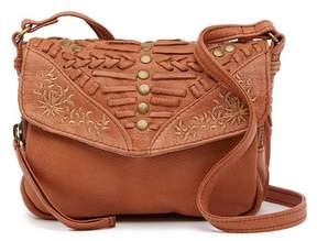 DAY Birger et Mikkelsen & Mood Oak Leather Detail Crossbody Bag