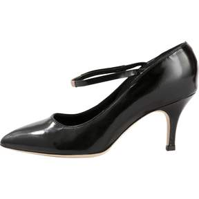 Marc Jacobs Black Leather Heels