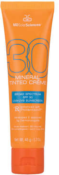 MDSolarSciences MD SOLAR SCIENCES Mineral Tinted Crème Broad Spectrum SPF 30+
