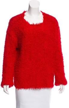 Mansur Gavriel Oversize Textured Sweater