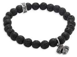 King Baby Studio Beaded Slip-On Bracelet