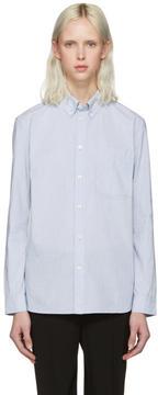 A.P.C. Blue Lynn Shirt