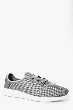 boohoo Panelled Running Trainers