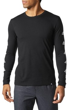 adidas Men's Badge Of Sport Long Sleeve T-Shirt